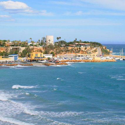 Baai Cabo Roig